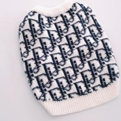Paw Dior Dog Sweater