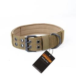Spanker K9 Tactical Dog Collar