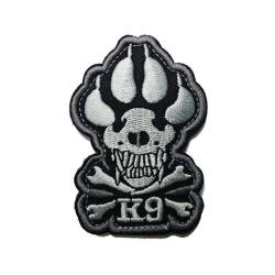Pawnisher K9 Embroidery Patch