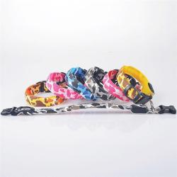 Camouflage LED Dog Safety Collar