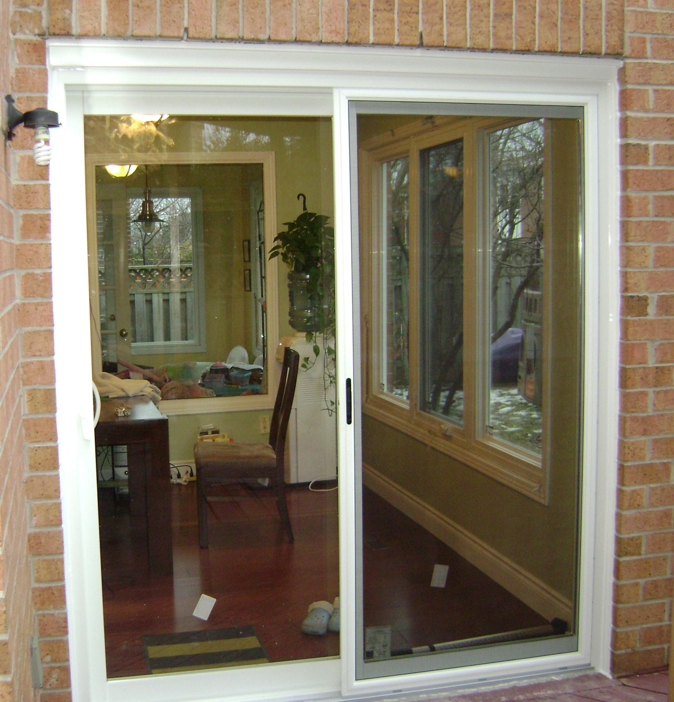 patio door steel door fiberglass