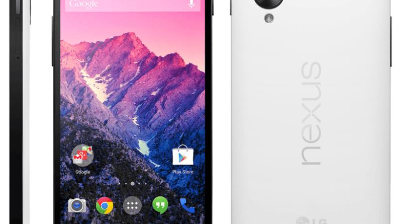 Nexus 5 branco