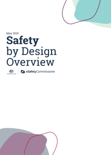 Safety By Design Overview Front Page Graphic
