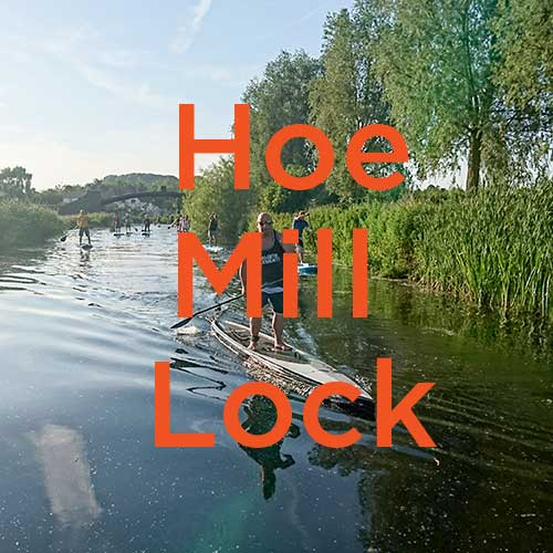 Hoe Mill Lock