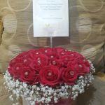 hand bouquet ulang tahun di surabaya