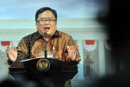 Menteri Perencanaan Pembangunan Nasional (PPN) dan Kepala Badan Perencanaan Pembangunan Nasional (Bappenas) Bambang Brodjonegoro