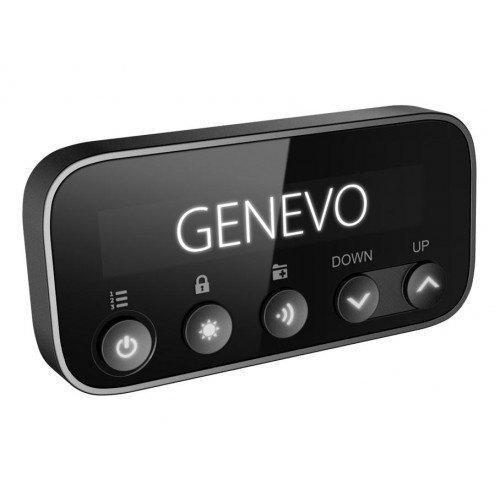 Display Genevo PRO DUO detector de instalación