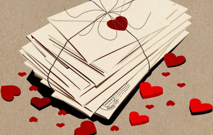 13. Sepucuk Surat Cinta Untuk Orang Yang Dikagumi