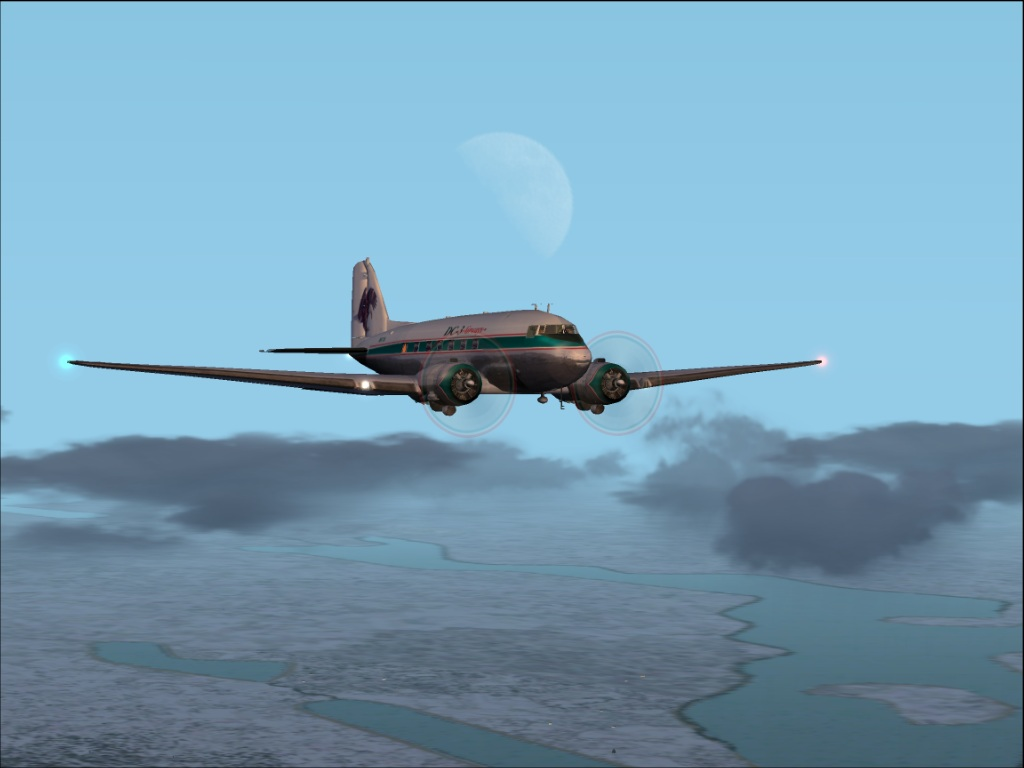 Fs2002 Dc3 Flight 2125 Surclaro Photos