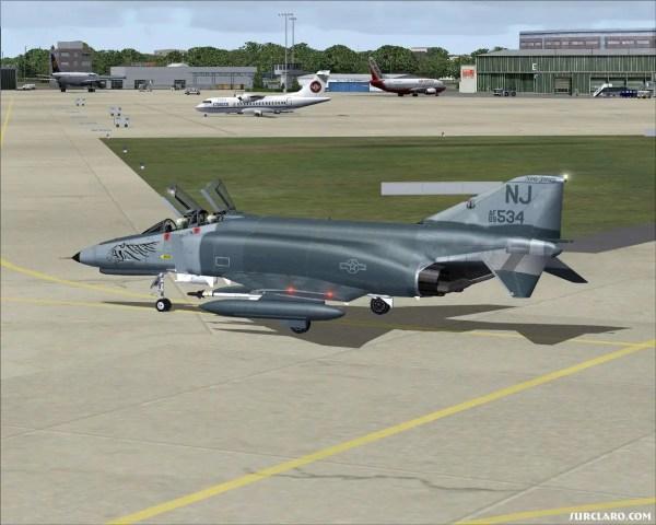 FS2004 New Jersey F-4Phantom Ll (15320) SurClaro Photos