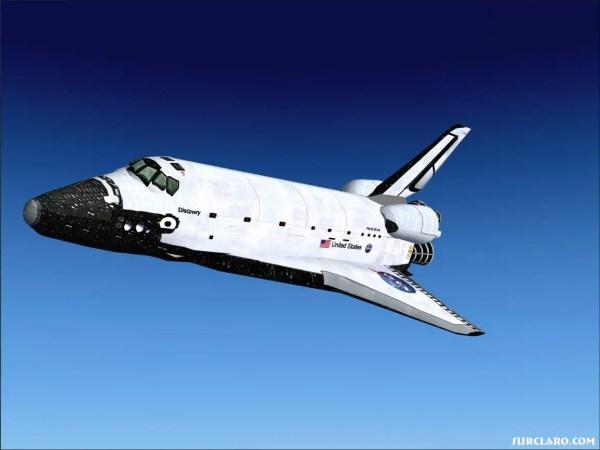 FS2004 NASABoeing Space Shuttle 10329 SurClaro Photos