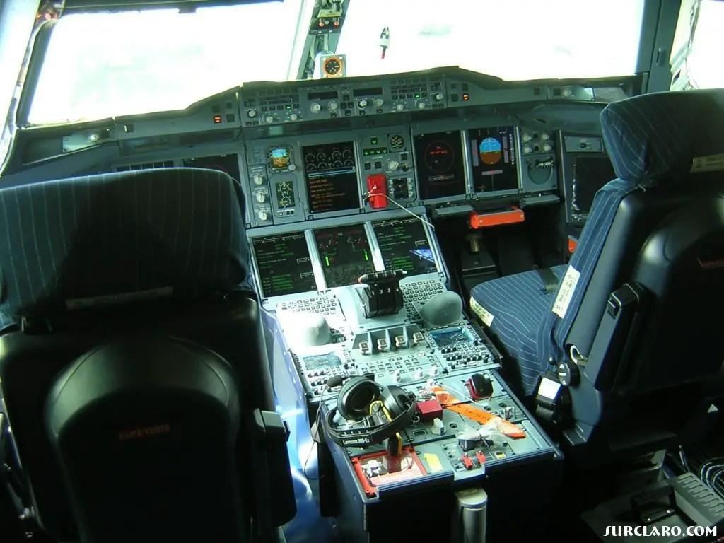 Real Aviation A380 Interior 18263 Surclaro Photos
