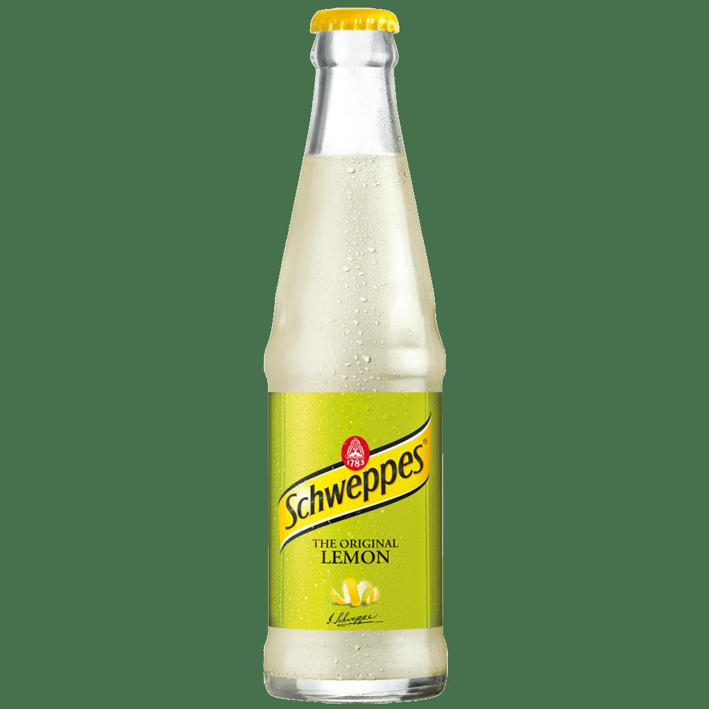 Schweppes Lemon (25 cl.)