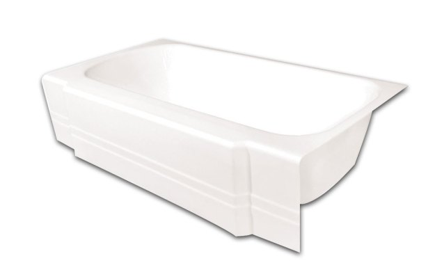 sure-fit® bath & kitchen - premium acrylic bathtub liners