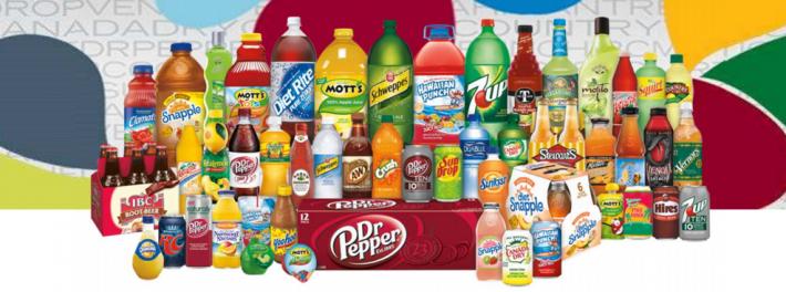 Dr. Pepper Snapple Brands