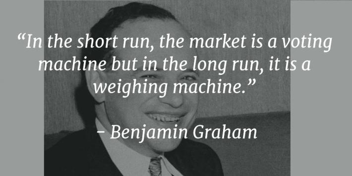 Benjamin Graham Quote