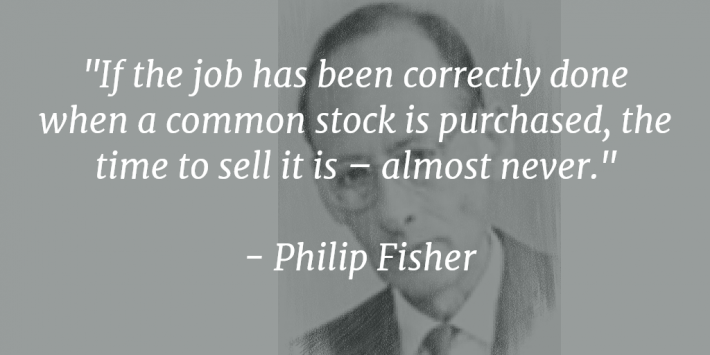 Philip Fisher Quote
