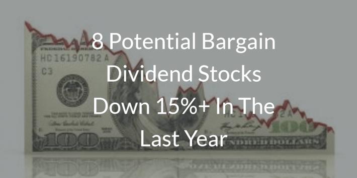 8 Potential Bargains