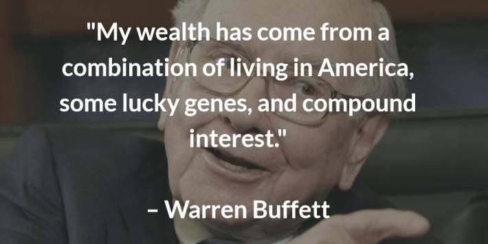 Buffett Compound Interest