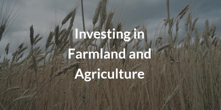 Farmland and Agriculture