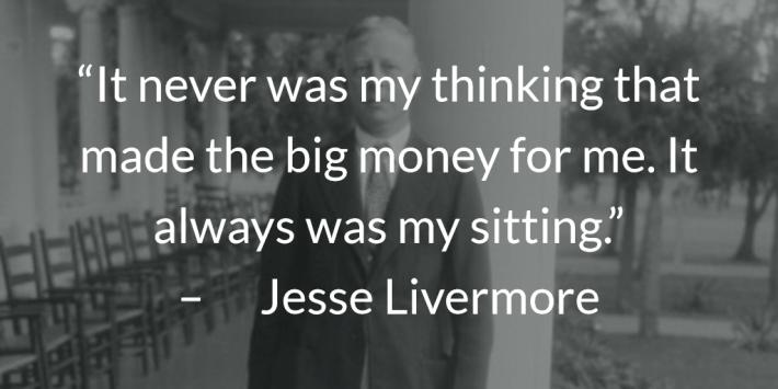 Jesse Livermore Quote