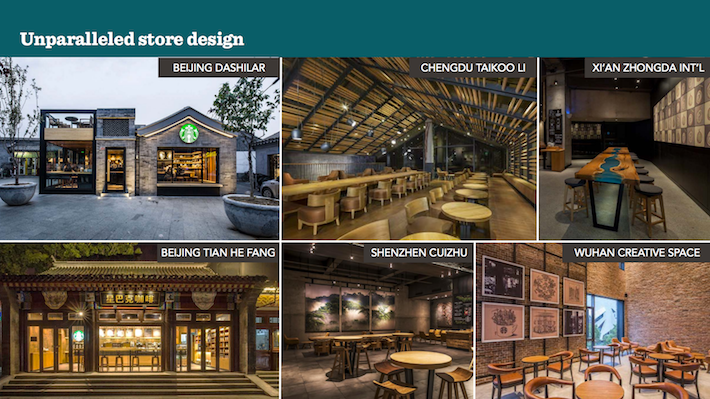 SBUX Unparalleled Store Design