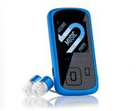 Reproductor MP3 / MP4 4GB color azul eléctrico