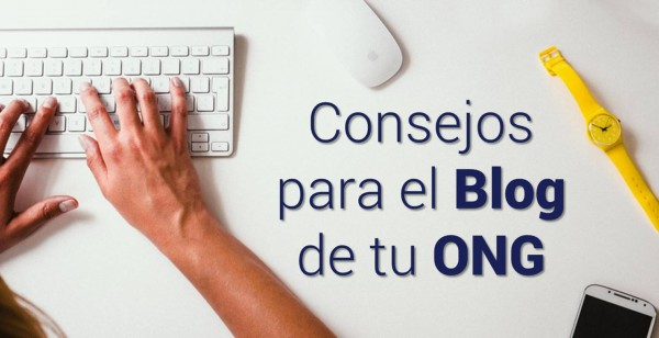 blog ong