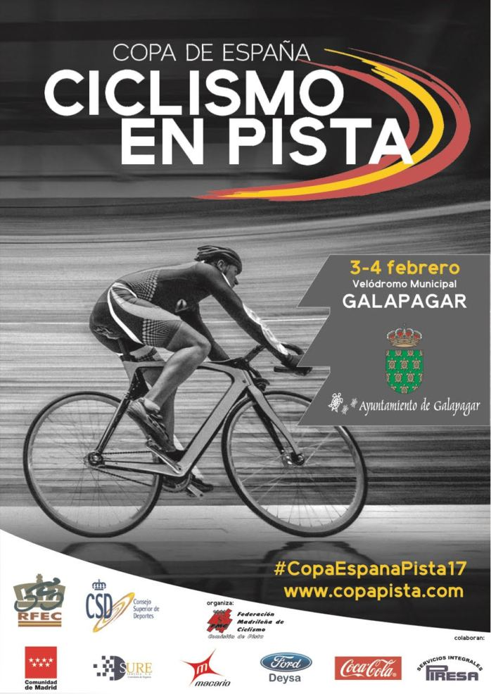 Copa de Espana de Ciclismo en Pista