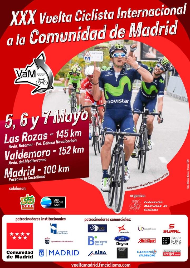 Sure Service en la XXX Vuelta Internacional a la Comunidad de Madrid