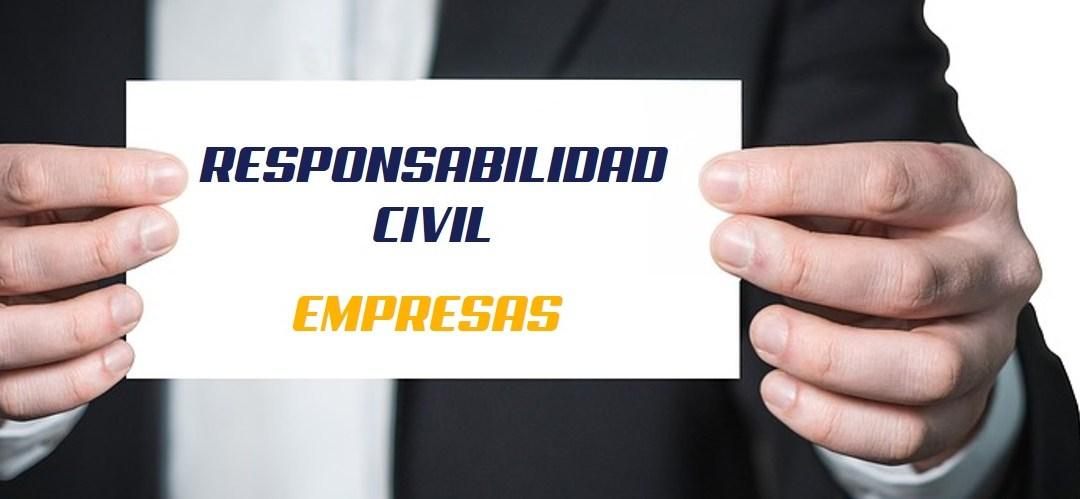 Seguros de responsabilidad civil de empresas