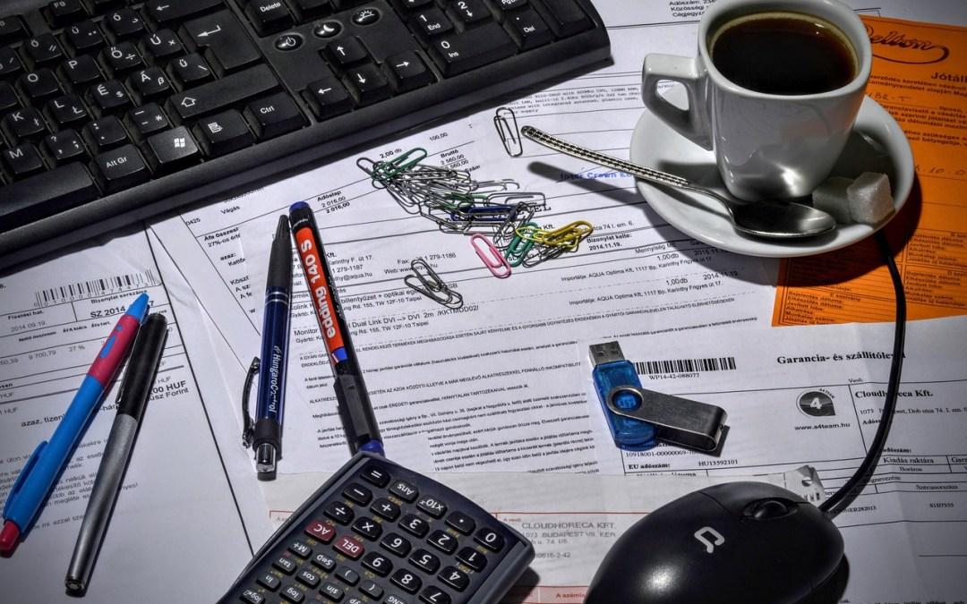 Errores contables del autónomo