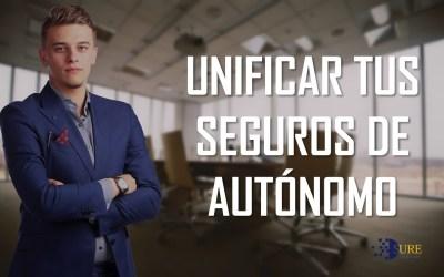 Por qué unificar los seguros de autónomos en una Correduría
