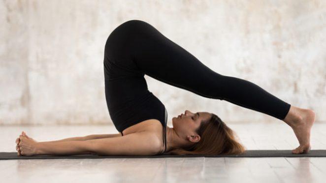 Halasana Steps, Halasana Benefits & Steps (Plow Pose) Meaning