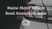 maine motor vehicle
