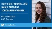 Grace Whitaker - 2019 Scholarship Winner