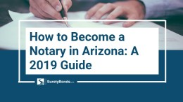 Find out how to become a notary in Arizona: a 2019 guide