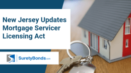 New Jersey Updates Mortgage Servicer Licensing Act