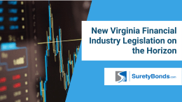 New Virginia Financial Industry Legislation On the Horizon (1)