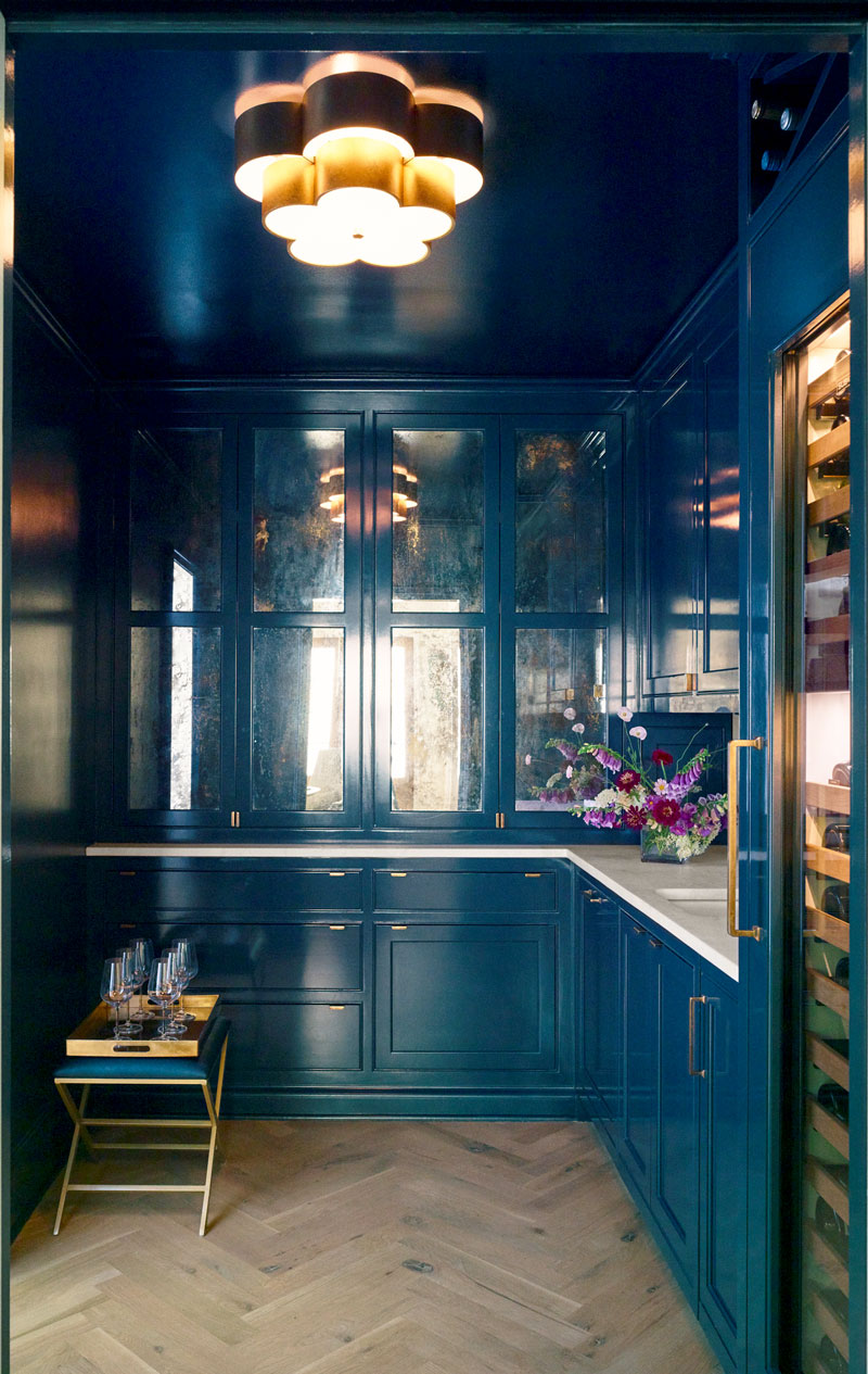 pantry and wet bar design ideas