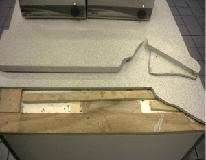 Auntie Anne's countertops repair Surface Link