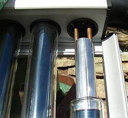 solar u tube