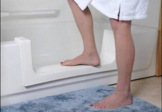 Safeway CleanCut Step In Tub And Shower Installs