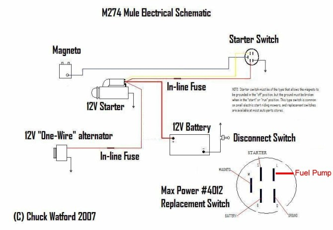 jeep cj7 electric fuel pump wiring  wiring diagrams