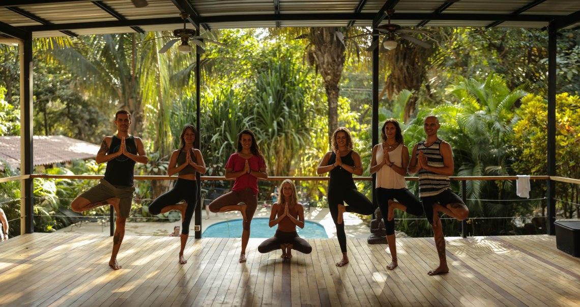 Yoga in Santa Teresa