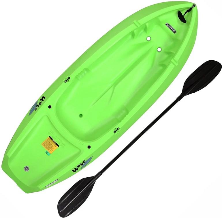 recreational kayaks top 8