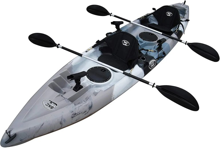 2 person tandem fishing kayaks top 4