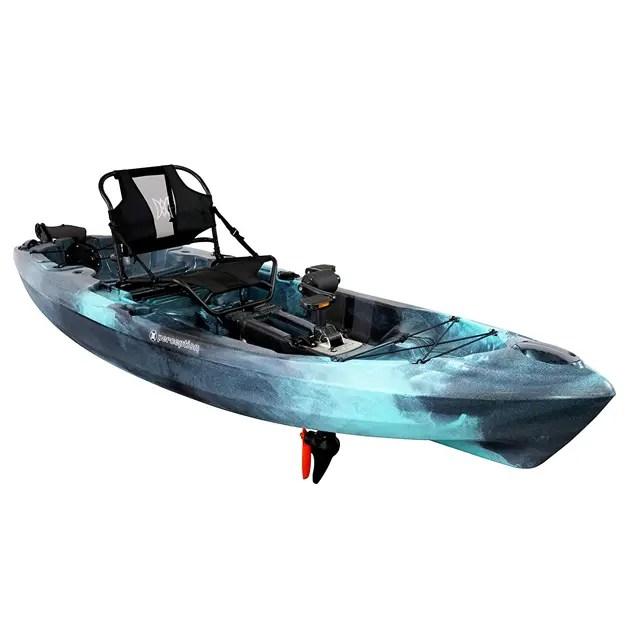 Pedal Kayaks Top 2