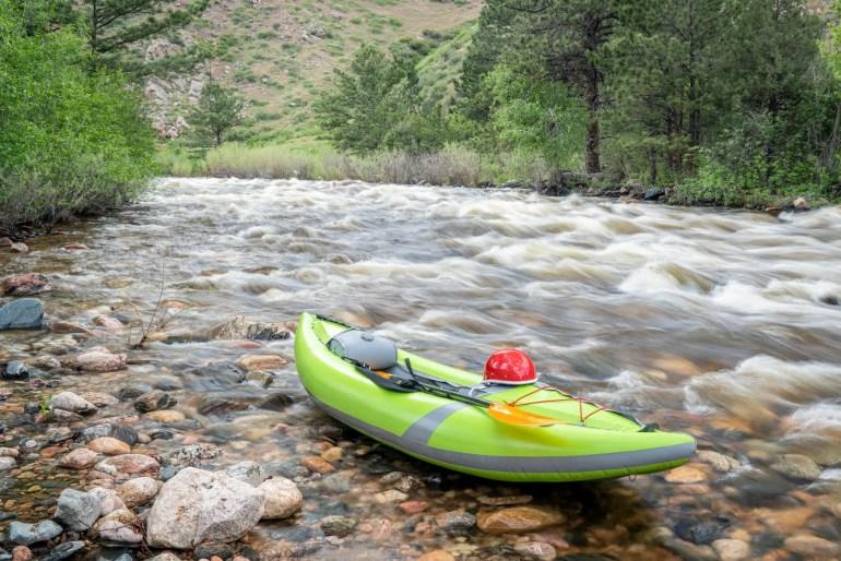 wild river kayak
