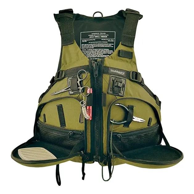 kayak life vests top 6